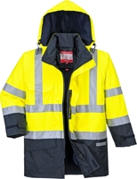 Portwest Hi-Vis Multi Protection Jacket