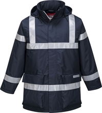 Portwest Bizflame Rain Anti-Static FR Jacket