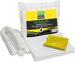 Portwest Oil Only Spill Kit 20L (Pk6)