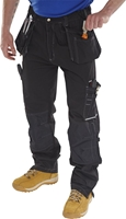 Click Shawbury Multi-Pocket Trousers