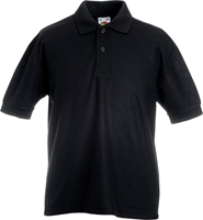 Fruit Of The Loom Kids Polycotton Polo Shirt