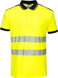 Portwest Vision Hi-Vis Polo Shirt