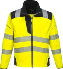 Portwest Vision Hi-Vis Softshell Jacket