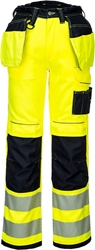 Portwest Vision Hi-Vis Holster Trousers