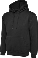 Uneek Premium Hooded Sweatshirt