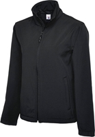 Uneek Classic Full Zip Soft Shell Jacket