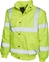 Uneek High Visibility Bomber Jacket - UC804