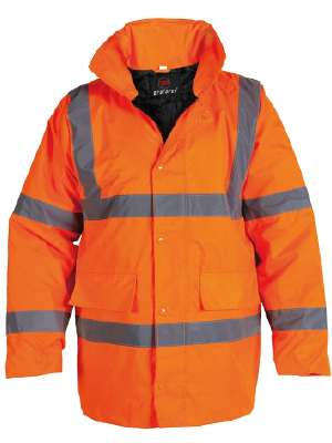 High Visibility Coats & Jackets