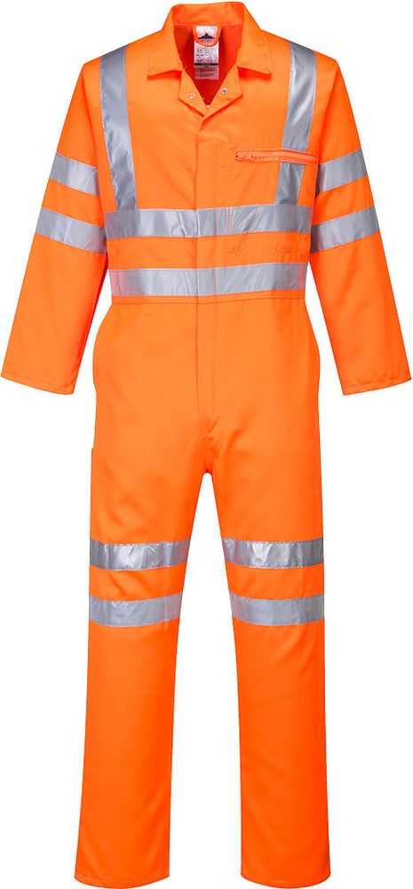 Standard High Visibility Overalls