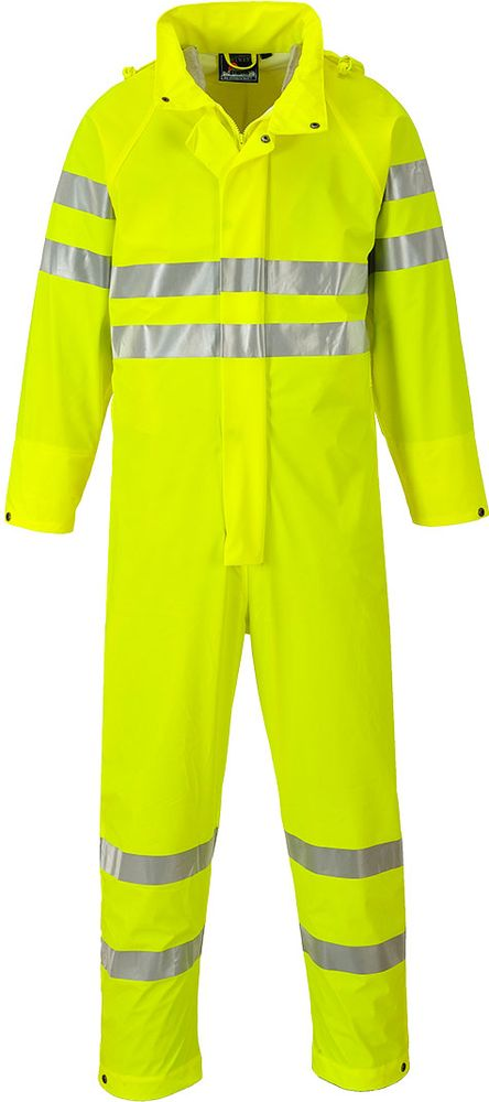 Waterproof High Visibility Overalls