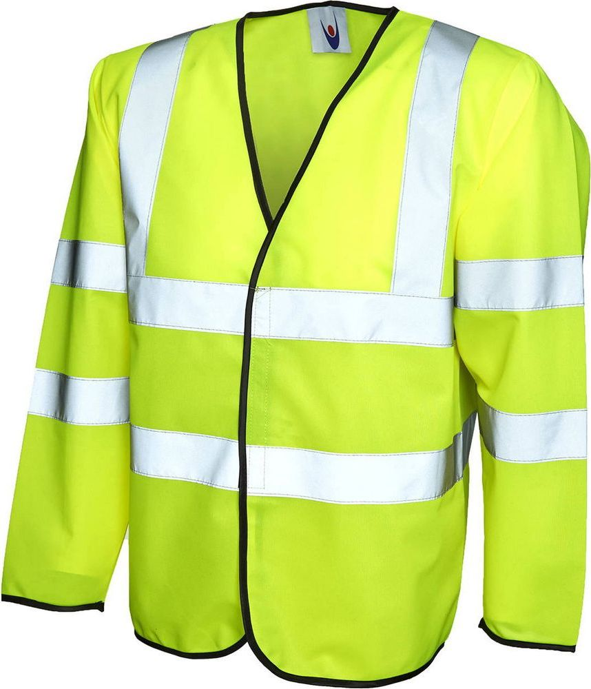 Long Sleeve High Visibility Vests